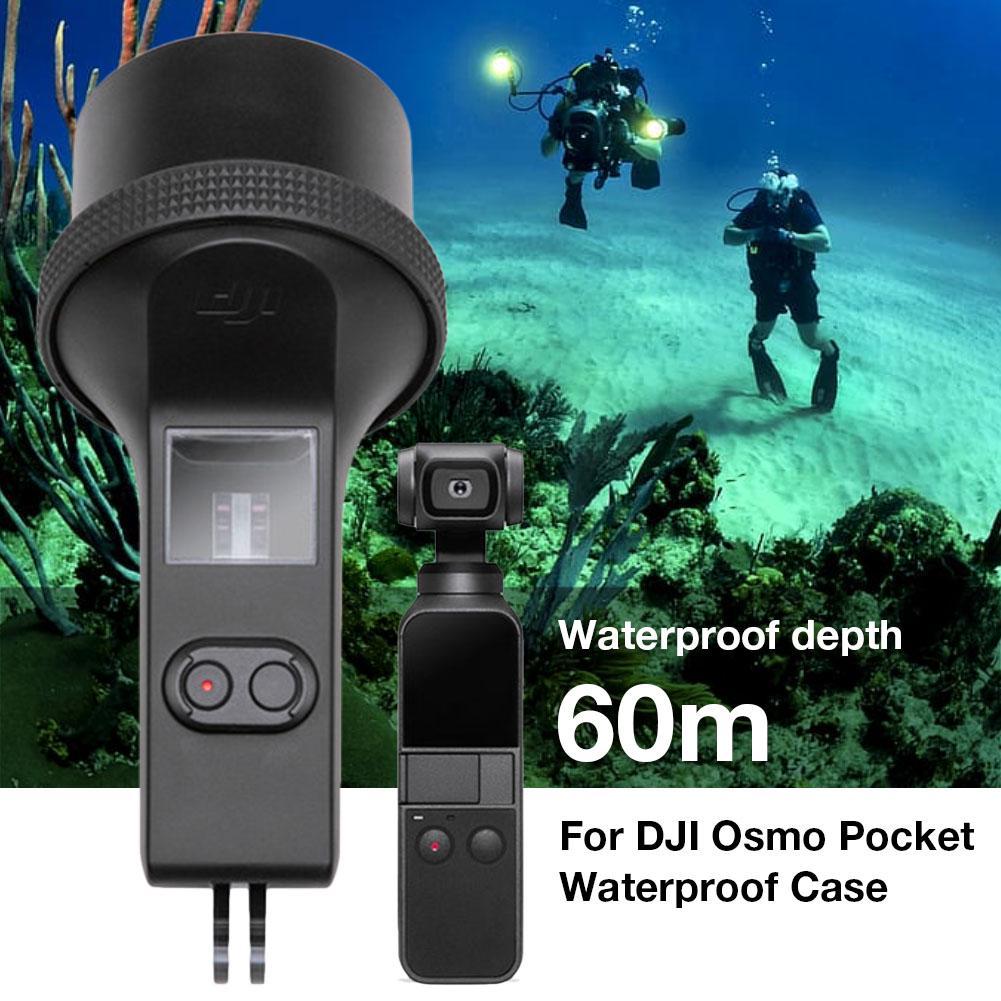 osmo pocket waterproof case