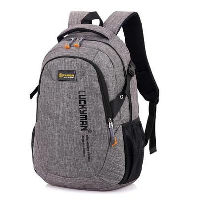 Fashion Men's Backpack Bag Male Polyester Laptop Backpack Computer Bags High School Student College Students Bag Male