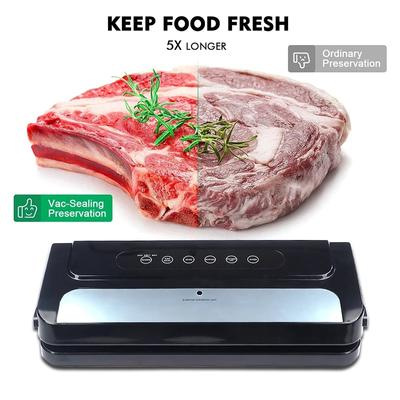 Vacuum Packing Machine Sous Vide Kitchen Food Preservation Vacuum Sealer Electric Home Business Packing Machine