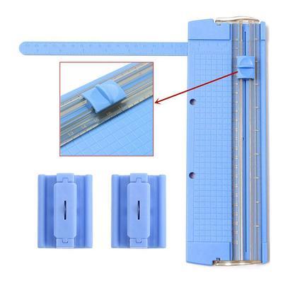Portable Mini A4 A5 Scrapbookng Photo Paper Card Trimmer Cutter Cutting Mat