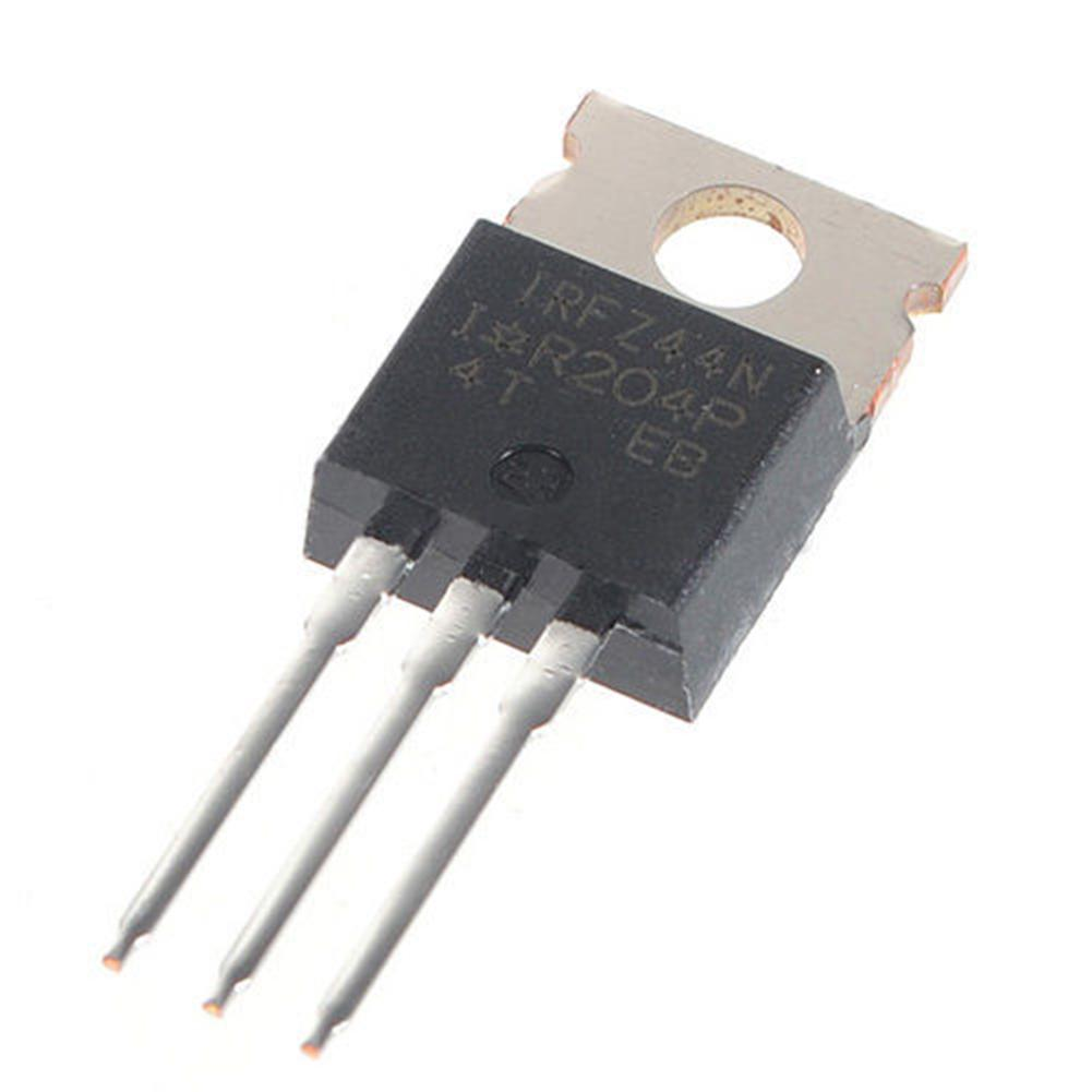 10pcs Irfz44n Irfz44 Power Transistor Mosfet N Channel 49a Amp 55v The Type Irf3205s Can Be Replaced With Different Types Of 2 6