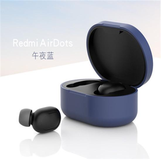 Silicone Airpods Headset Protective Case Wireless Bluetooth Earphones Case Xiaomi Redmi Airdot Buy At A Low Prices On Joom E Commerce Platform