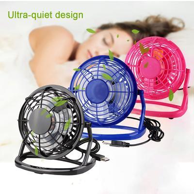 Color : Blue Air Cooler Cute Honeycomb Fan Handheld Small Electric Fan Mini Portable USB Silent 3 Gear Fan