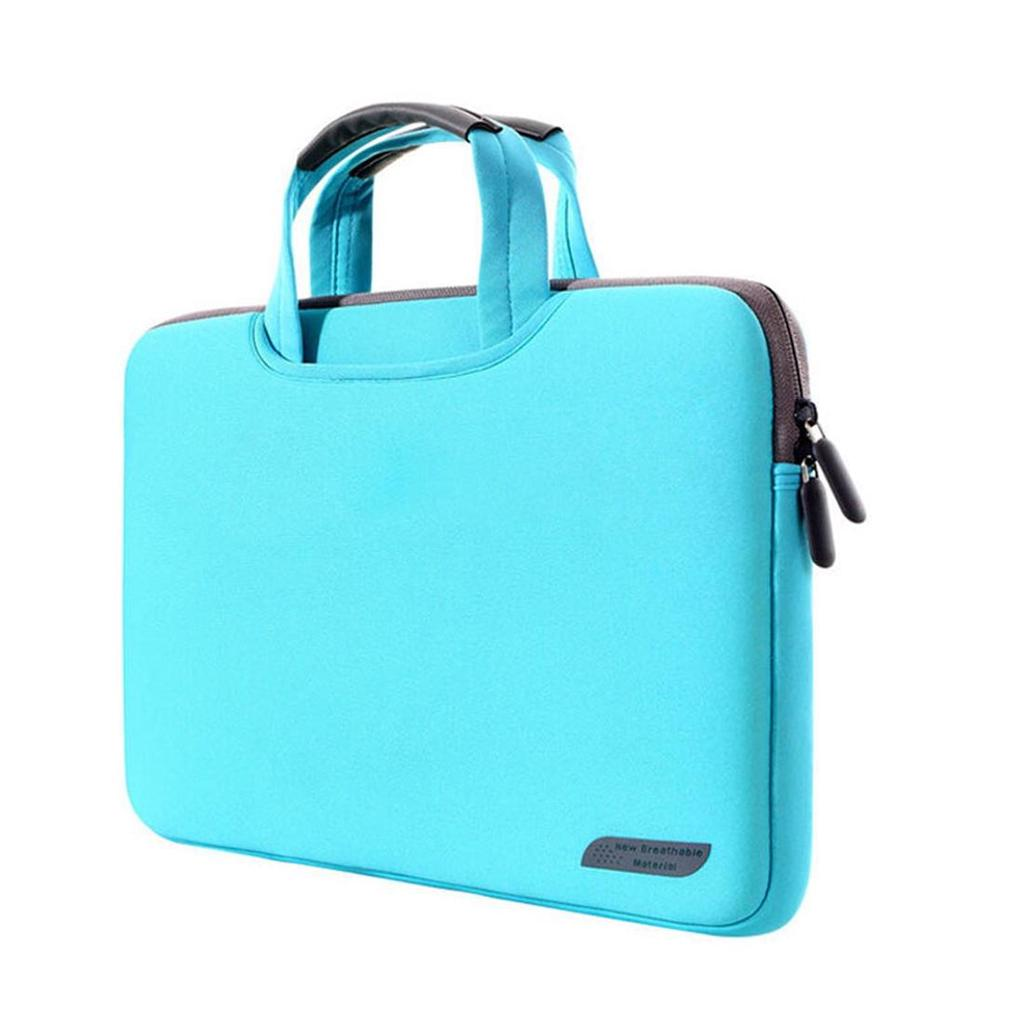 Size 13.3 inch Portable Air Permeable Handheld Sleeve Bag for Other Laptops Color : Grey 34x25.5x2.5cm Laptop Bag
