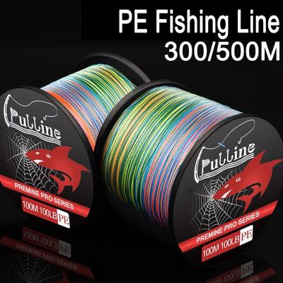 500M Magic Cheap Strong Dyneema Spectra Extreme PE Braided Sea Fishing Lines