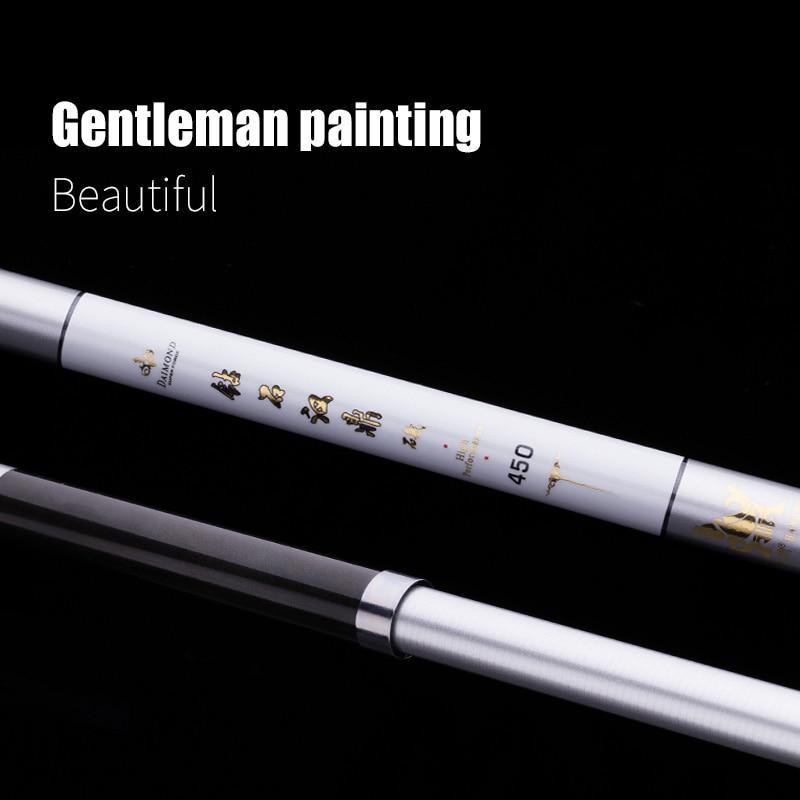 Zuanshi Rock Fishing Rod 3.6 6.3M High carbon Super hard 7