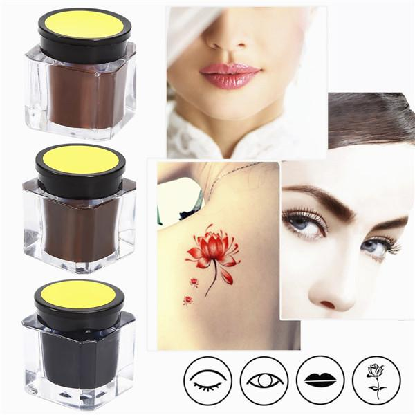 Beginners Training Permanent Makeup Manual Eyebrow Microblading Pigment Tattoo Inks Eyebrow Permanen Buy From 1 On Joom E Commerce Platform