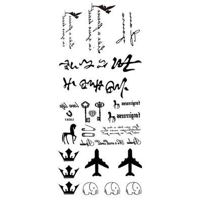 Tatuaże Tymczasowe Marka Shein Ceny I Dostawa Towarów Z