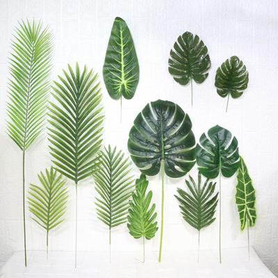 Flowers Plant Leaf Artificial Fake Palm