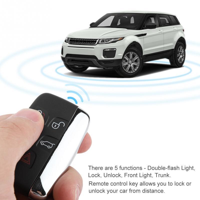 5-button 315MHz Car Remote Control Key Remote Controller Light/Lock/Unlock  for Land Rover