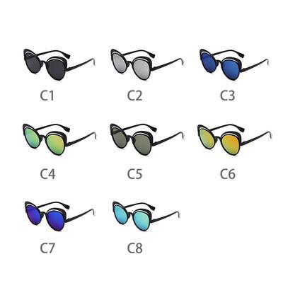 f7904ab452 15971 vintage gafas de sol de resina lente grande marco Anti ULTRAVIOLETA  gafas tu ASHLEY