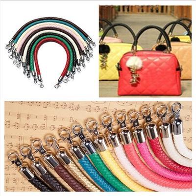 Woven Bag Chain Strap Replacement for Purse Handbag Shoulder Bag Accessories DIY Convenient Handle Shoulder Handbag Bags Strap Black