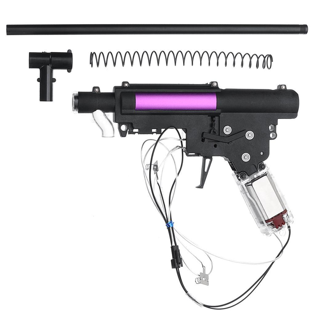 Conjunto De Upgrade Gearbox Calço Anel o óleo jinming Gen 8 9 10 M4a1 Acr Gel Bola Blaster
