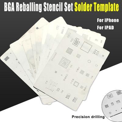 Universal BGA Stencils For MTK Samsung HTC Android Phone Reballing Stencils Kit