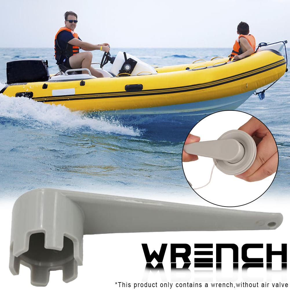 Inflatable Boat Kayak Raft Dinghy Canoe Repair Tool 6 section Air Valve Wrench