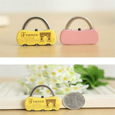 Cartoon Combination Code Number Lock Padlock For Luggage Bag Backpack Handbag Suitcase Buy At A Low Prices On Joom E Commerce Platform
