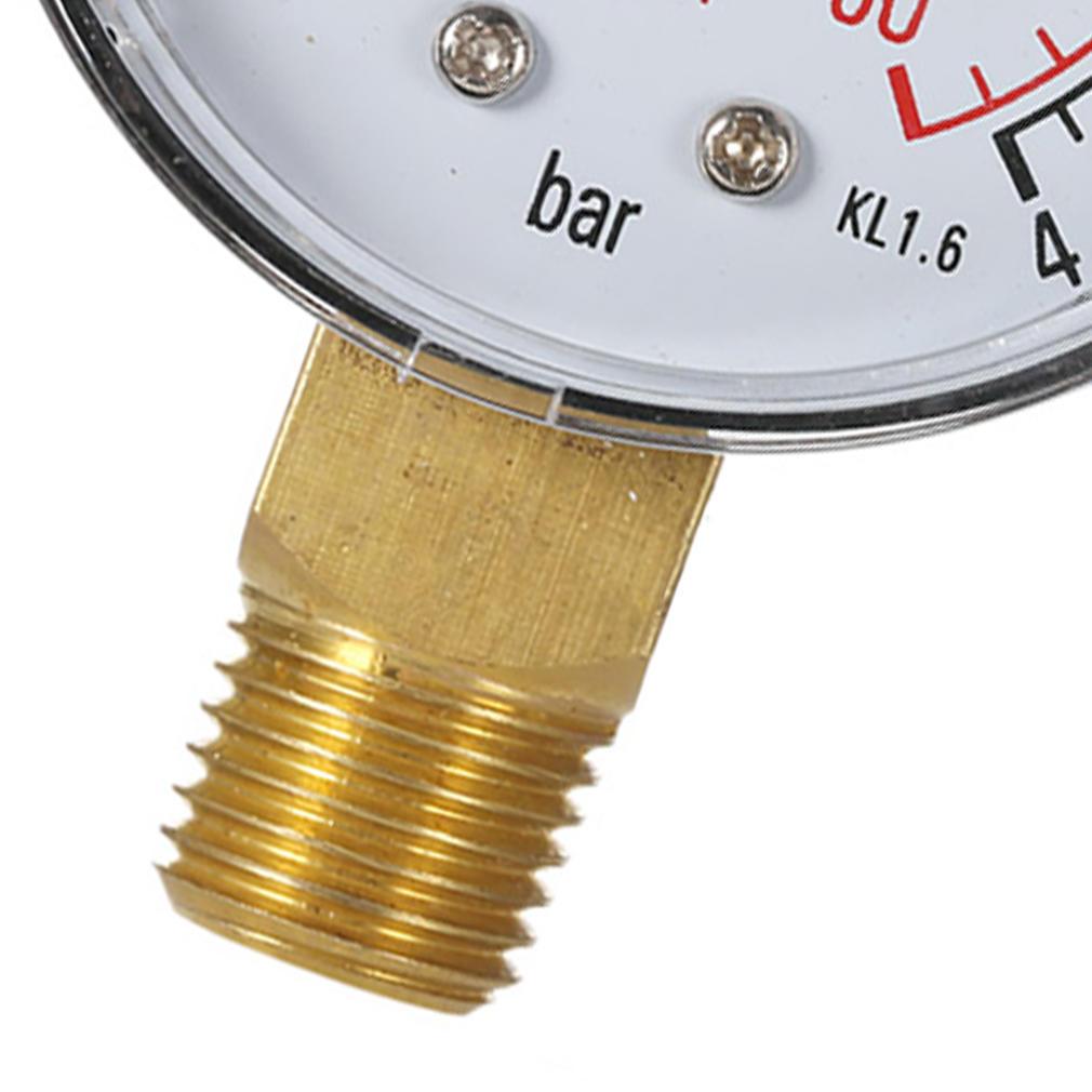 Practical Pool Spa Filter Water Pressure Gauge Mini 0-60 PSI 0-4 Bar TS-50
