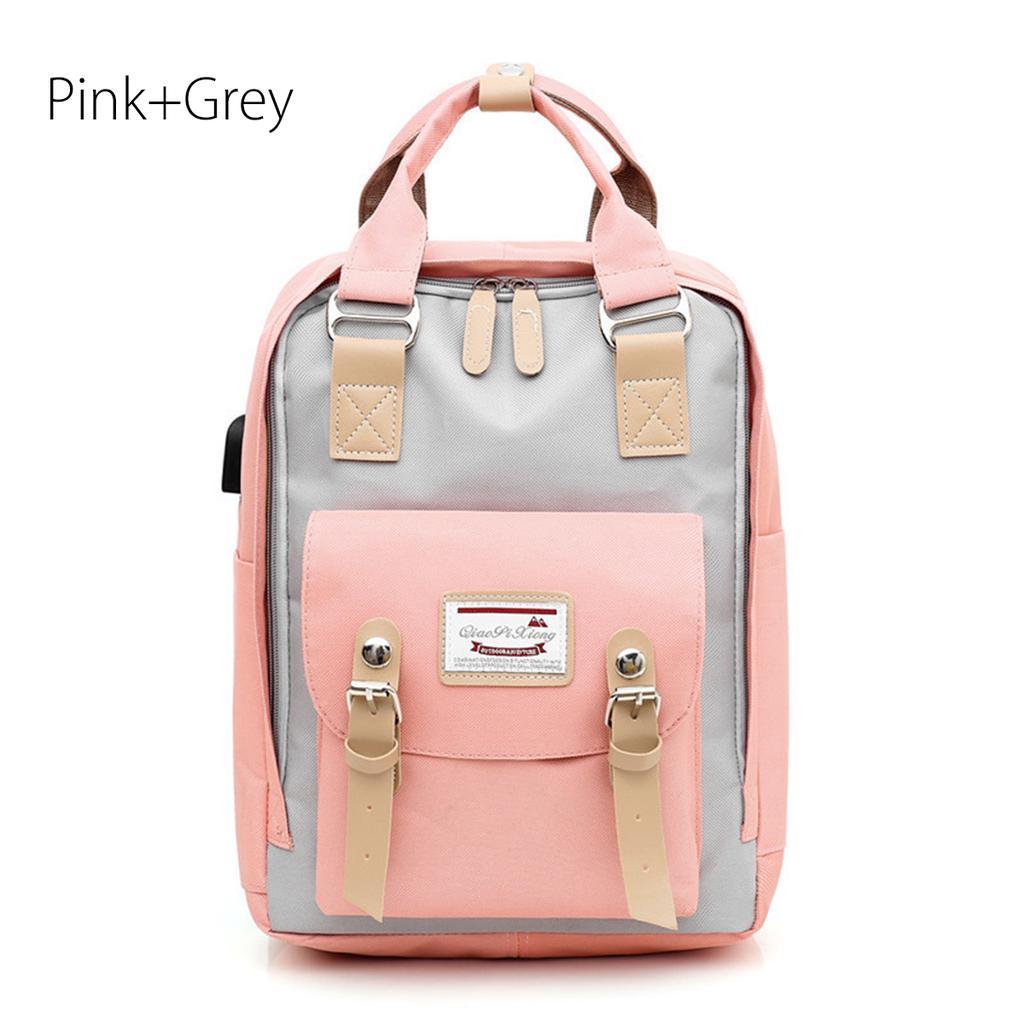 3 In 1 Women Multifunctional Backpack Travel Convertable Handbag Shoulder Pocket