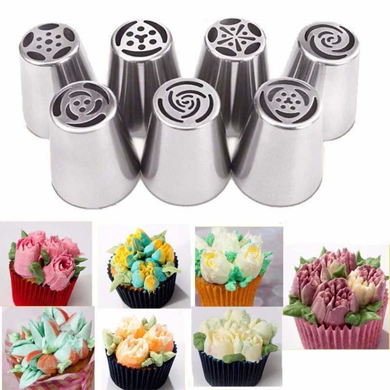 Cake Decoration Set 100pcs Cookie Kit Icing Cupcake Craft Birthday Muffin Nozzle