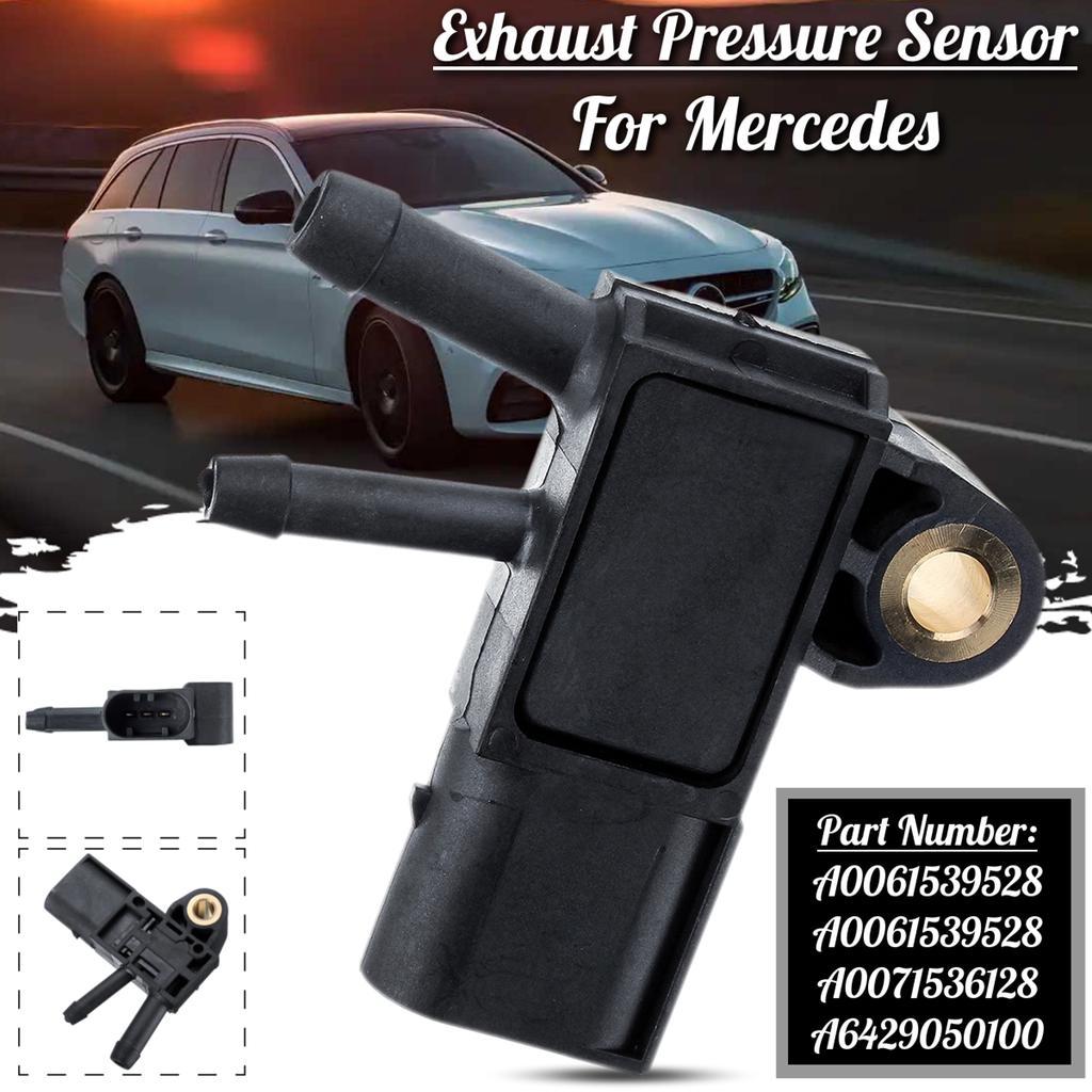 Exhaust Pressure Sensor Fit For Mercedes Fit For Benz A C E G Clk Cls Glk Slk Sprinter Viano Vito Mixed Smart 0281006279 A0061539528