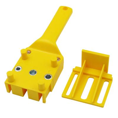 KKmoon 45 Type T-Nut Mitre Track Stop Mitre Track Stop Locator Track Holders Woodworking Rail Holder Chute Backing Connector Woodworking Tool