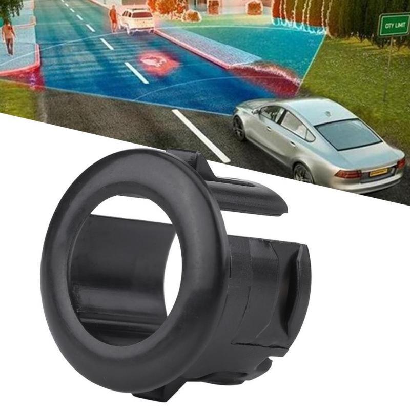 ABS Plastic Parking Sensor Retainer Bracket Holder for Toyota Lexus XV40 HS250h 89348-33010-C0 Black Parking Sensor Bracket