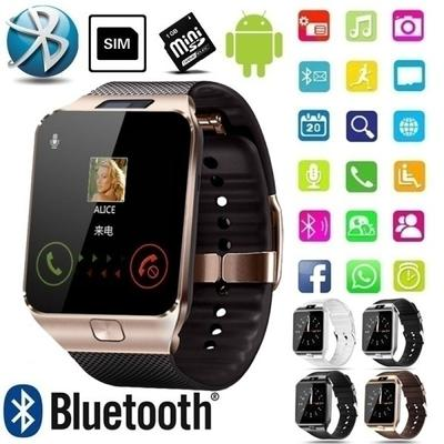 Smart Watch DZ09 Smartwatch Activity Tracker TF SIM Camera for IOS IPhone Samsung Huawei Android Phone