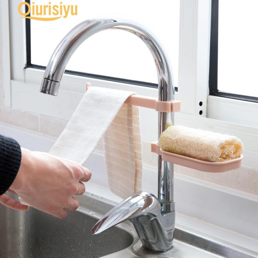 cozyroom küche schwamm lappen trocknen wasserhahn abfluss
