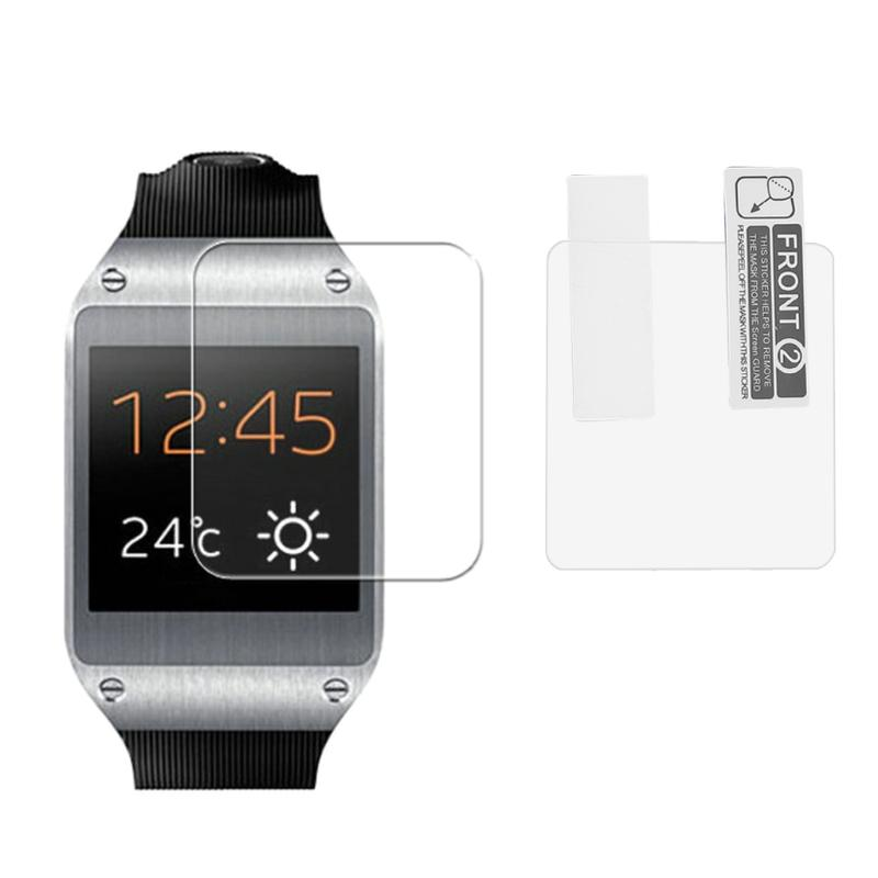 PET Ultra Thin Screen Protector Film Cover For DZ09 Bluetooth Child Smart  Watch