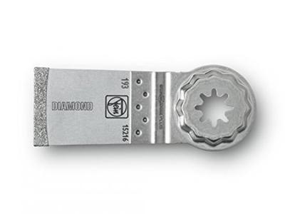 Fein 63502161210 E-Cut Lame de scie Longlife BIM//porte-outil SLP 50 x 65 mm