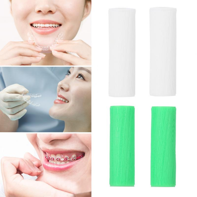 Aligner Chewies Invisible Correction Retainer Morsure Orthodontique Chewies