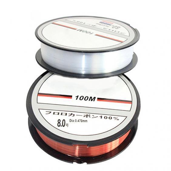 100 м/109yards нейлон супер сильный белый высокой производительности линии снасти – купить по низким ценам в интернет-магазине Joom