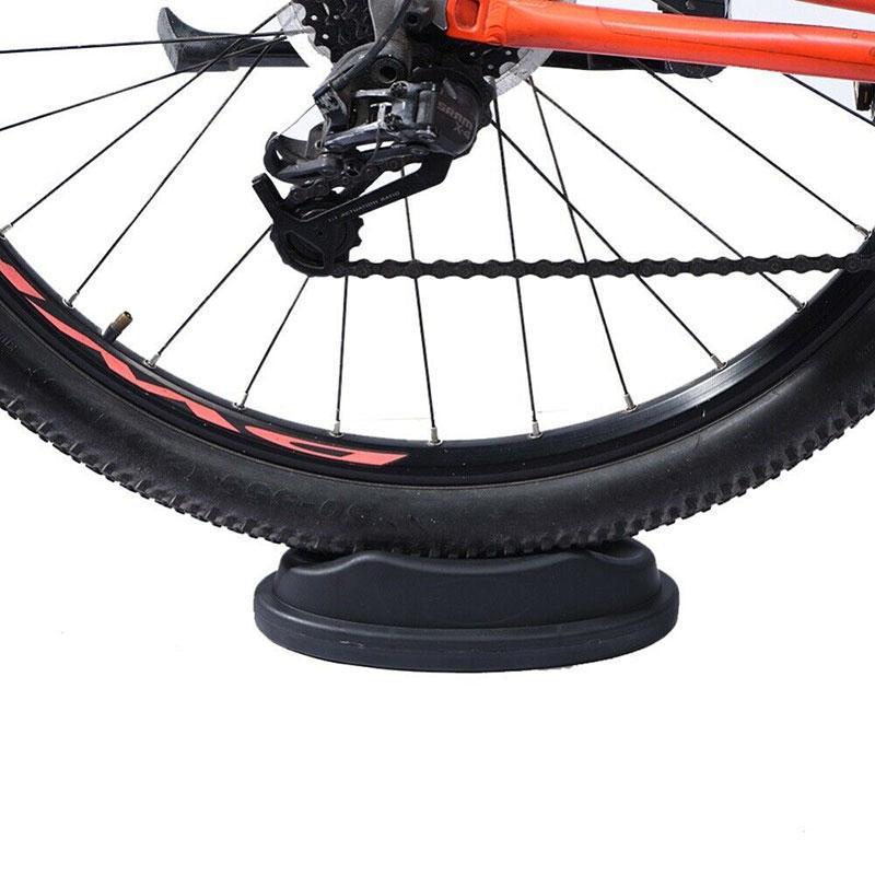 Front Wheel Riser Wheel Riser Block Indoor Bicycle Trainers Cycling Front Wheel Riser Cycling Block Compatible with Indoor Bicycle Training Bike Trainer Stand