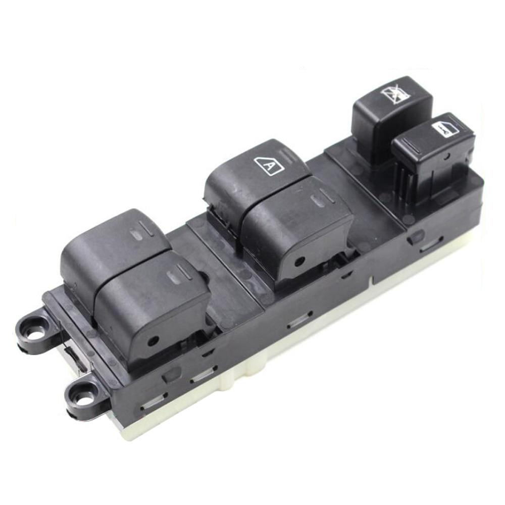 CAR DRIVER SIDE ELECTRIC POWER WINDOW MASTER CONTROL SWITCH FOR NISSAN NAVARA UK