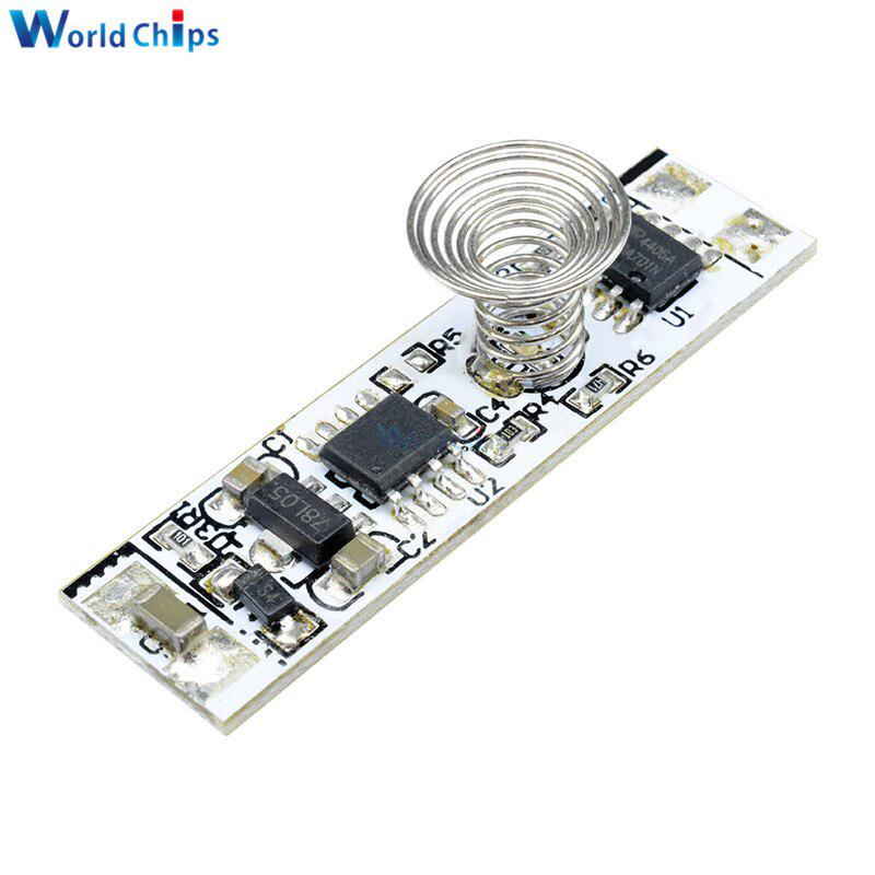 Touch Switch Capacitive Sensor, Touch Control Lamp Dimmer