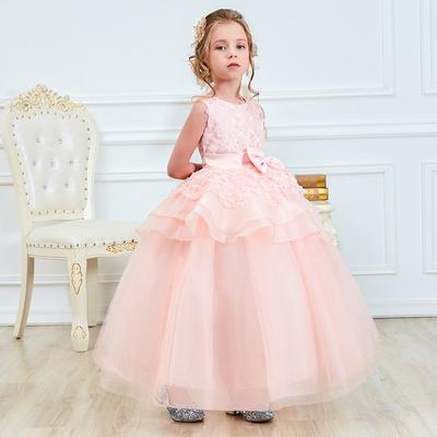 Blumenmädchen Kleid Hochzeit Prom Party Event Kleid Kinder ...