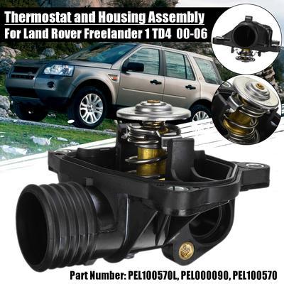 PEL100570L LAND ROVER FREELANDER 1 TD4 ENGINE THERMOSTAR /& HOUSING ASSEMBLY