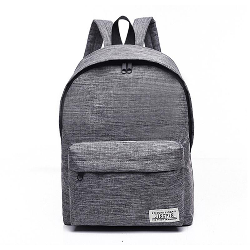 Small Travel Backpacks Women Leather Shoulder School Bags Preppy Knapsack Totes