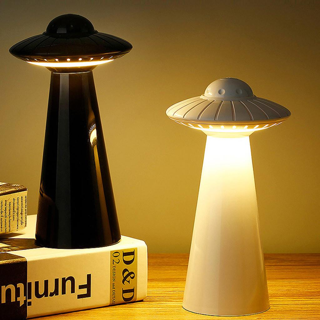 Ufo Shape Table Lamp Light Smart Home Night Light Creative Design Gift Buy At A Low Prices On Joom E Commerce Platform