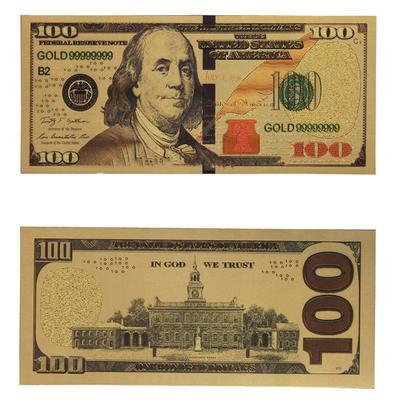 Fashion Souvenir Dollars Decoration 100 Dollar Bills