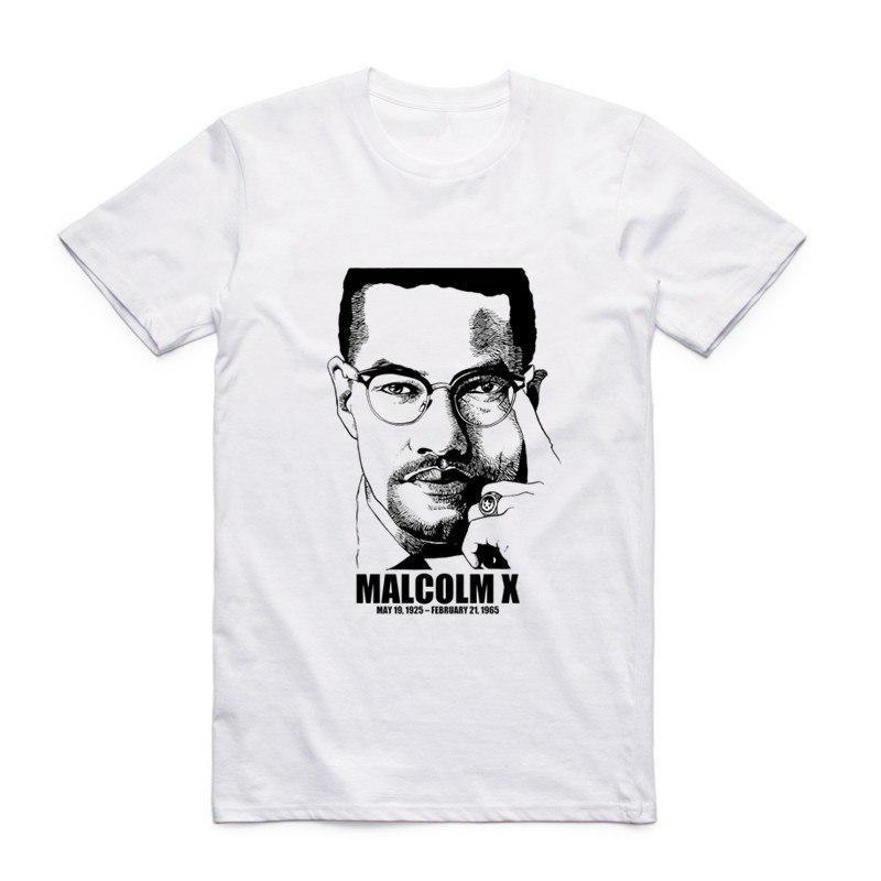 Muhammad Ali And Malcolm X T Shirt