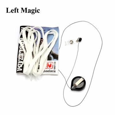 Toys & Hobbies Magic Self Tying Shoelace Can Be Tied By Itself Street Magic Tricks Magican Gimmick Magic Illusion Close Up Magic Toys 1 Pcs