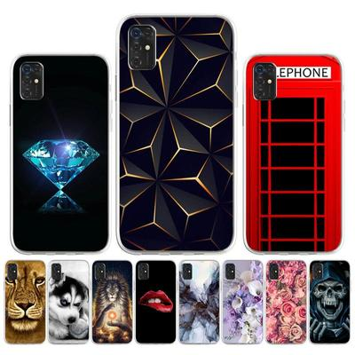 Cartoons Silicone Case For ZTE Blade V2020 Smart Cases Animal Flower Painted Back Cover For ZTE Blade V2020 Smart Soft TPU Black Phone Cover