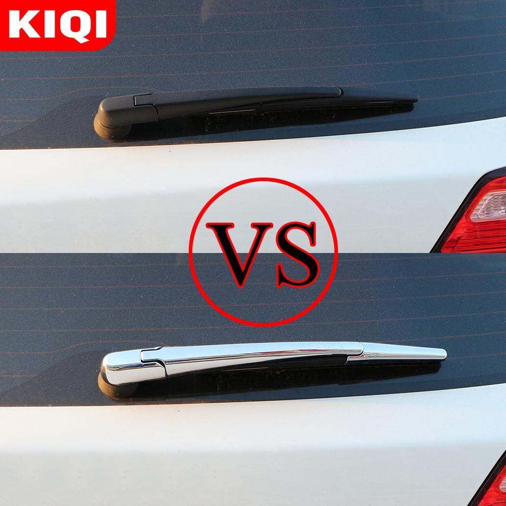 4PCS ABS Inner Door Check Arm Cover Trim For Honda HR-V HRV 2015-2018