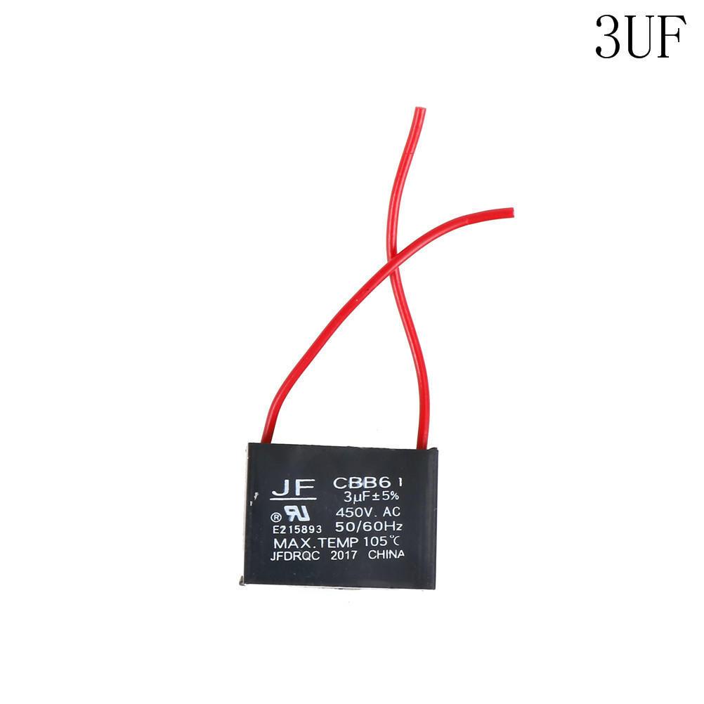 CBB61 450V 1-10uF Decke Ventilatormotor läuft ab Kondensator ...