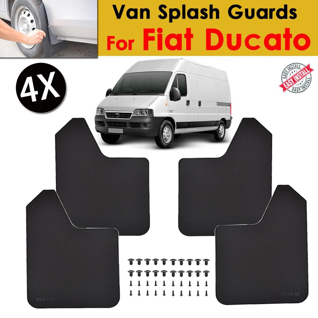 4pcs Wide Racing Rally Mud Flaps For Fiat Ducato Peugeot Boxer Ram Promaster Mudflaps Splash Guards Fender Flares 15 X 11 5 Buy At A Low Prices On Joom E Commerce Platform