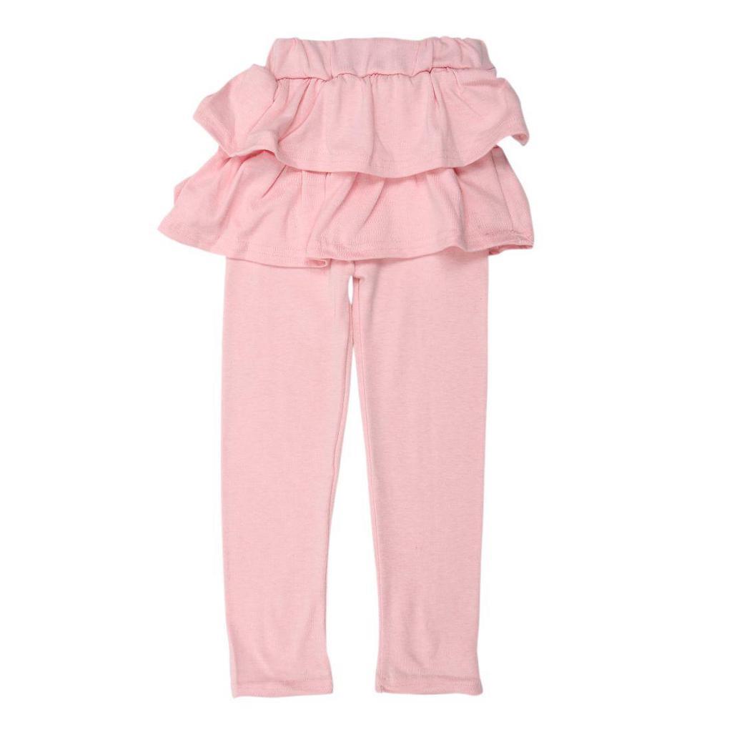7e690fc19 Las niñas falda pantalones pastel falda niños Leggings niña bebé ...