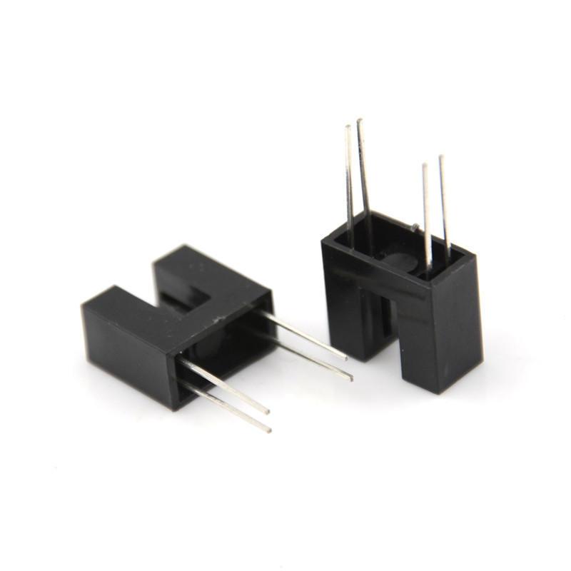 """5 Stück 1//6 /""""Slot PCB Foto Unterbrecher Schlitz Optischer Schalter H92B4 Heiß Fw"""