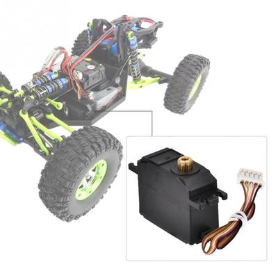 Durable HSP RC 1:10 Universal Car Truck Buggy RS550 Engine Motor in Silver Tone