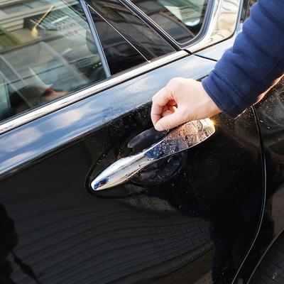 Ford Car Windscreen Sticker Fiesta Focus Mustang Escape Rear Window Bumper Decal